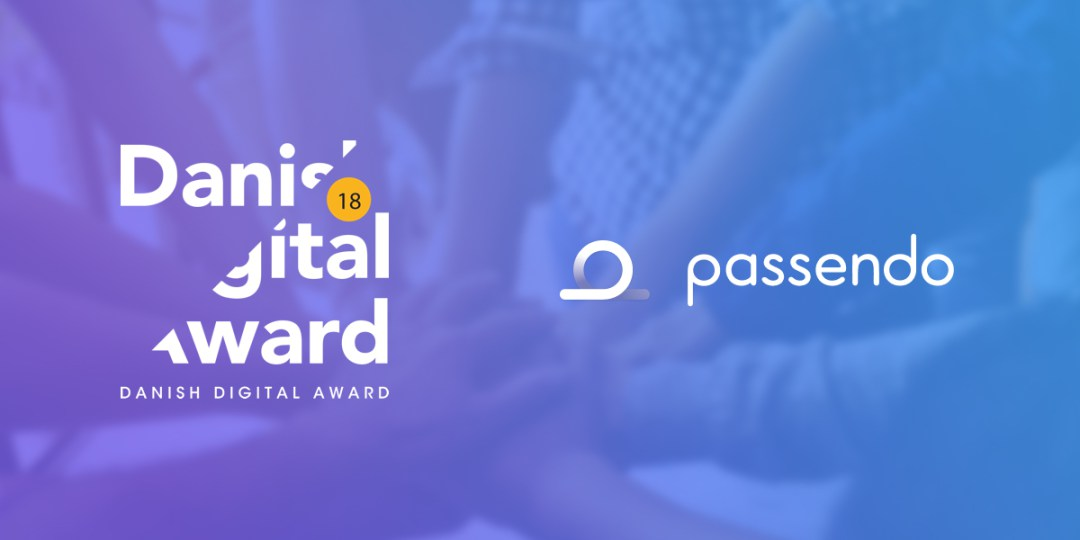 Passendo Makes the Shortlist in the 2018 Danish Digital Award for Innovation Startups